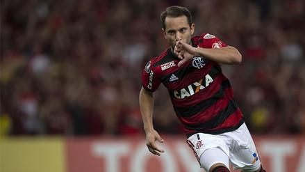 Flamengo derrotó a Emelec y clasificó a octavos de final de la Copa Libertadores