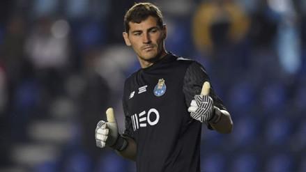 Iker Casillas tomó esta decisión en torno a su futuro