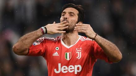 Gianluigi Buffon anunció su adiós al Juventus y a la selección italiana