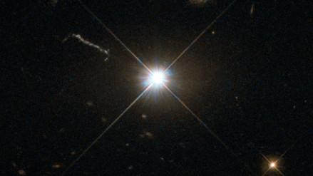 Científicos descubrieron el agujero negro más 'hambriento' conocido hasta ahora