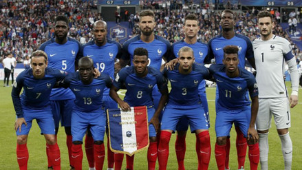 Solo un 10% de franceses cree que su país ganará el Mundial
