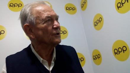 José Murgia cuestiona a César Acuña y a gobernador por Chavimochic