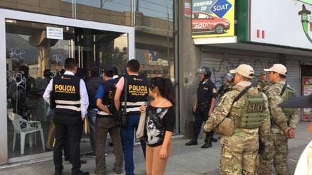 Cinco detenidos acusados de lavado de dinero tras megaoperativo en Ayacucho y Lima