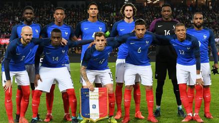 Los cracks que Francia no llevará al Mundial de Rusia 2018