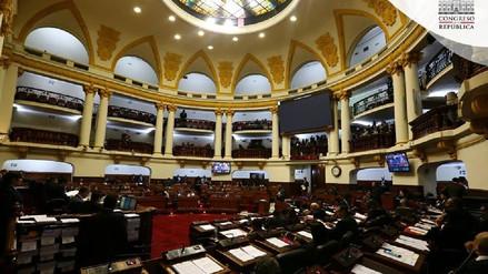 Congreso aprueba proyecto que impide trabajar en el sector público a sentenciados por terrorismo