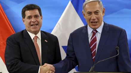 Paraguay se suma a EE.UU. y Guatemala: inaugurará su embajada en Jerusalén