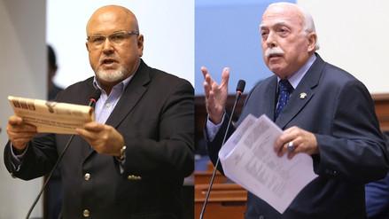 Bruce y Tubino no votaron a favor de la aprobación de la castración química