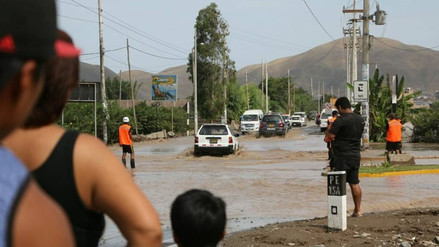 Municipalidad de Lima descarta heridos tras sismo de magnitud 5.5