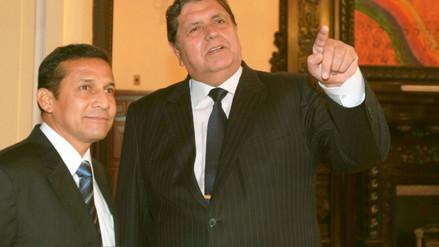 Ipsos | Ollanta Humala y Alan García entre los políticos que más conoce la población