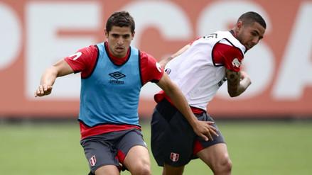 Así fue el octavo día de entrenamiento de la Selección Peruana en la Videna