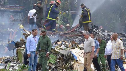 Presidentes latinoamericanos lamentan accidente aéreo en Cuba
