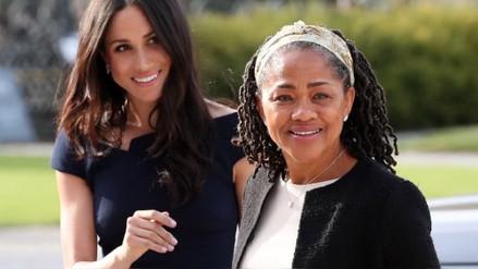 La madre de Meghan Markle planea mudarse a Londres para vivir cerca de su  hija b07330dab6ff
