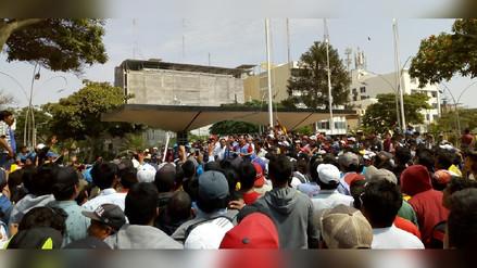 Mototaxistas suspendieron sus protestas hasta el próximo miércoles