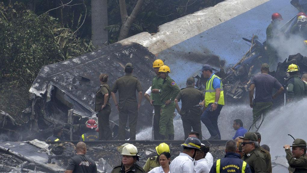 Cuba   Se eleva a 110 la cifra de muertos en accidente de avión en La Habana