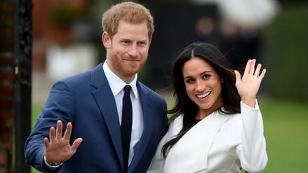 Este será el presupuesto de la boda real entre el príncipe Harry y Meghan Markle