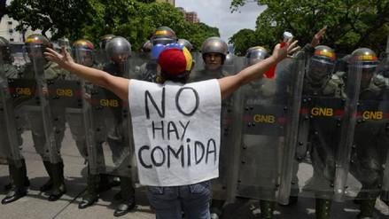 Venezuela, la potencia petrolera donde se come una vez al día