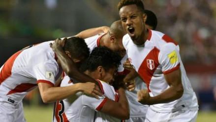 Perú se mantiene en el puesto 11 del ranking FIFA a menos de un mes de Rusia 2018