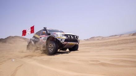 El Rally Dakar 2019 se correrá íntegramente en el Perú
