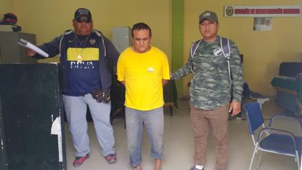 Chiclayo: detienen a hombre acusado de abusar de su nieta