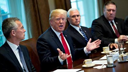 EE.UU. quiere construir una coalición internacional contra Irán