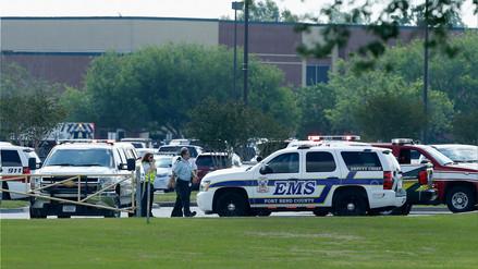 Tiroteo en Texas: la Policía encontró artefactos explosivos en la escuela