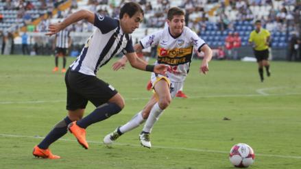 Alianza Lima sumó su quinta derrota consecutiva al caer ante Sport Rosario