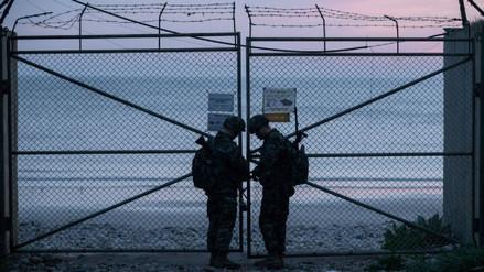 Dos norcoreanos desertaron a Corea del Sur por la frontera marítima