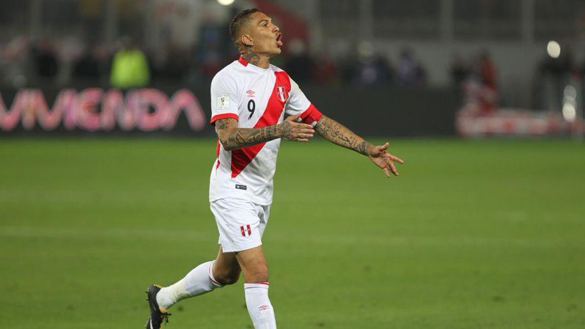 Paolo Guerrero al The New York Times: