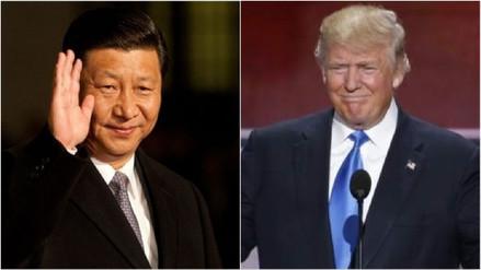 Estados Unidos y China acordaron renunciar a una guerra comercial