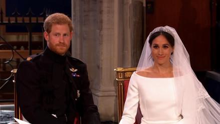 El príncipe Harry y Meghan Markle se casaron: Los mejores momentos de la ceremonia [FOTOS]