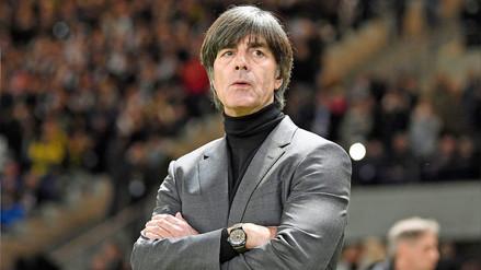 Polémica entre el técnico de Alemania y jugador de Bayern Munich que no fue convocado al Mundial
