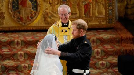 Fotos | Las postales de la boda real entre el príncipe Harry y Meghan Markle