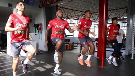 Jefferson Farfán ya entrena con la Selección Peruana pensando en el Mundial