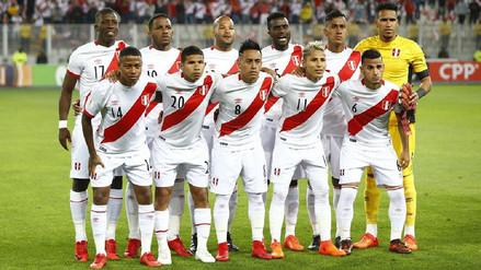 Los números en 2018 de los peruanos preconvocados al Mundial de Rusia