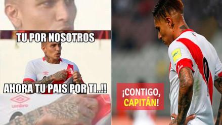 Los memes de apoyo a Paolo Guerrero antes de su viaje a Suiza