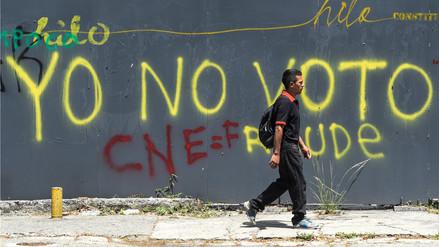 Oposición venezolana afirma que menos del 30% votó en elecciones presidenciales