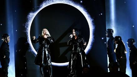Billboard 2018: Christina Aguilera y Demi Lovato cantaron
