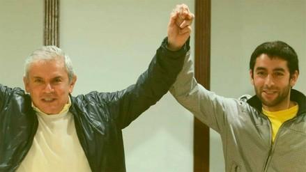Hijo de Castañeda Lossio será candidato a la alcaldía de Lima por Solidaridad Nacional