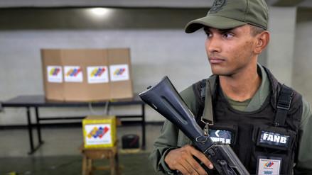 Abstención en presidenciales de Venezuela, la más alta en la era democrática