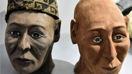 Investigadores revelan los rasgos faciales de cráneos alargados de la cultura Tiahuanaco