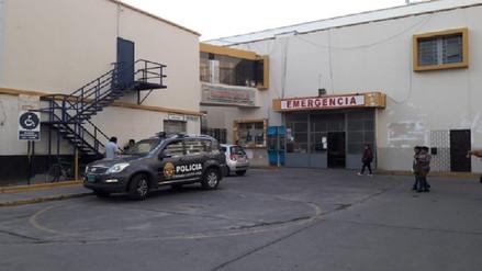 Denunciarán a ciudadano que afirmó que su pareja fue violada en hospital de Arequipa