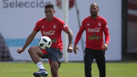 La Selección Peruana culminó su undécimo día de prácticas en la Videna