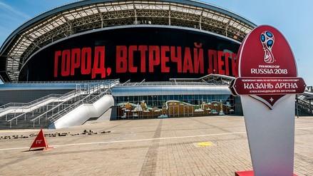 Rusia protegerá los estadios del Mundial contra los ataques con drones
