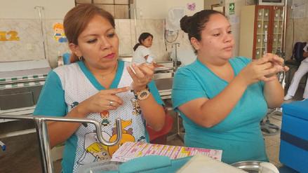 Entregan más 20 mil vacunas para proteger a niños y adultos de la influenza