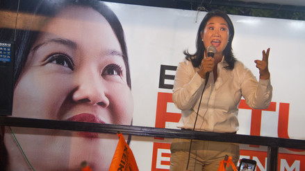 Luiz Mameri explicó cómo se hizo el aporte a la campaña de Keiko Fujimori