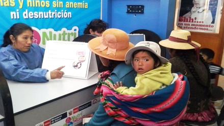 Arequipa es la región que más redujo la anemia a nivel nacional
