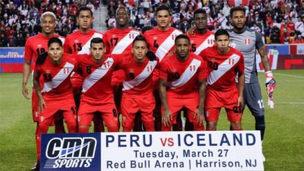 Hoy se sortean a los ganadores para el partido Perú vs. Escocia