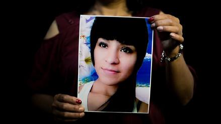 ¿Dónde está el cuerpo de Shirley Villanueva?