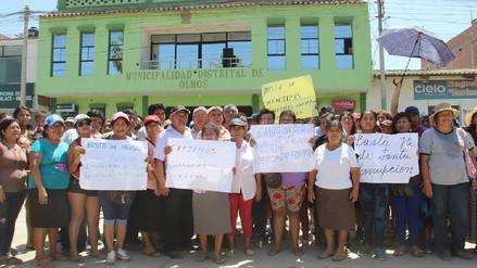 Olmanas exigen al alcalde Mío no dar ampliación para nueva ciudad
