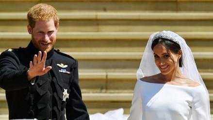El vestido de boda de Meghan ya se exhibe al público